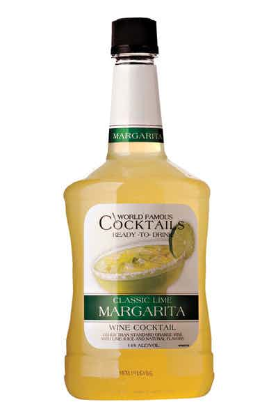 World Famous Cocktails Margarita
