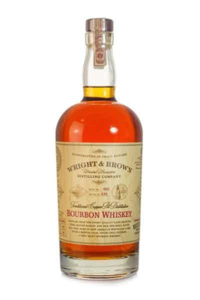 Wright & Brown Bourbon Whiskey