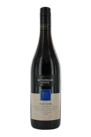 Wyndham Pinot Noir Bin 333 2012