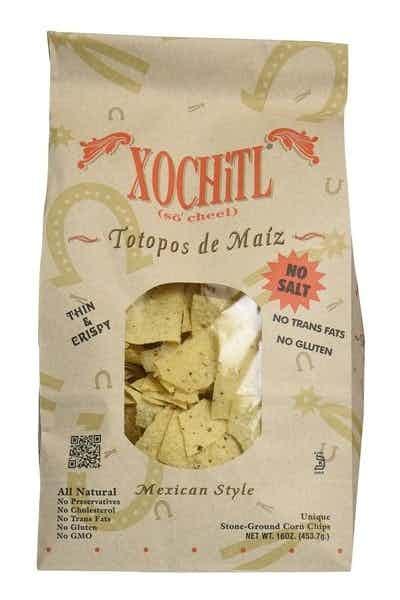 Xochitl Unsalted Chips