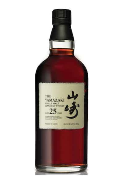 Yamazaki 25 Year