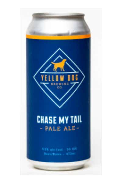 Yellow Dog Chase My Tail Pale Ale