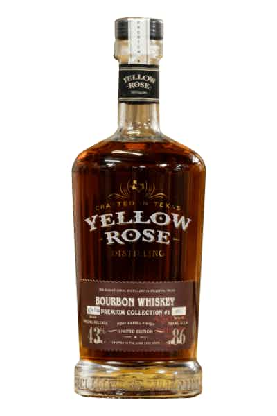 Yellow Rose Bourbon Premium Collection #1
