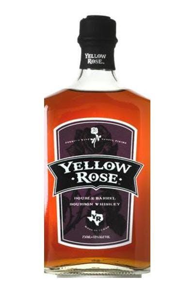 Yellow Rose Double Barrel Bourbon Whiskey
