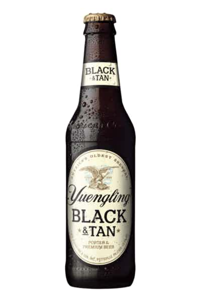Yuengling Black & Tan