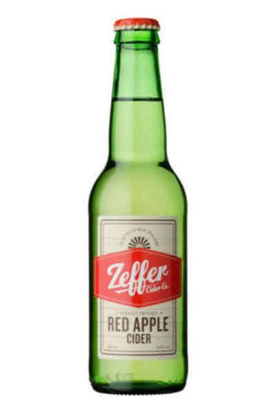 Zeffer Red Apple Cider