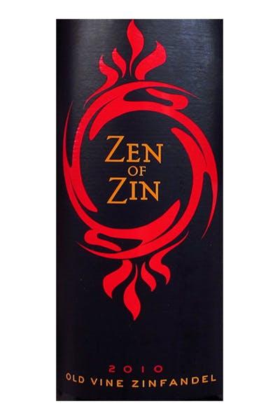 Zen Of Zin Zinfandel
