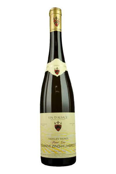 Zind Humbrecht Pinot Gris Vieilles Vignes