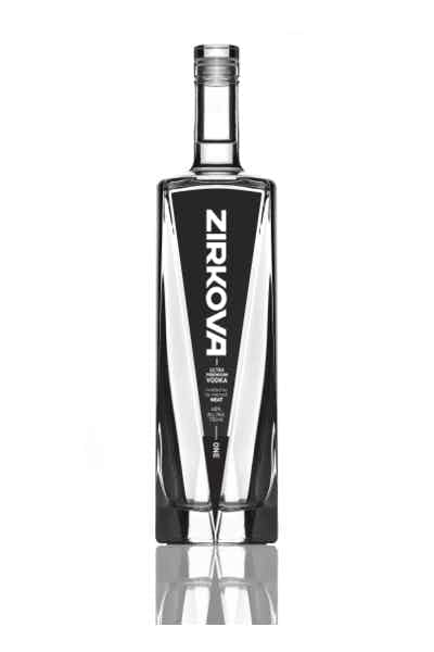 Zirkova One Ultra Premium Vodka
