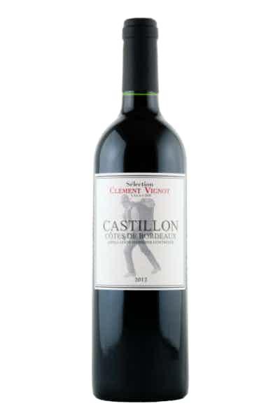 Sélection Clément Vignot Castillon Côtes de Bordeaux