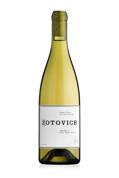 Zotovich 2014 Chardonnay